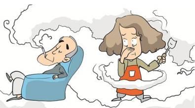 老年肺癌患者的护理情况