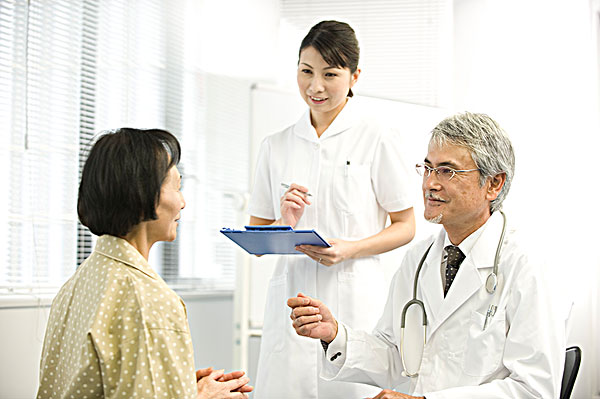 老年肺癌患者并发症的相关护理