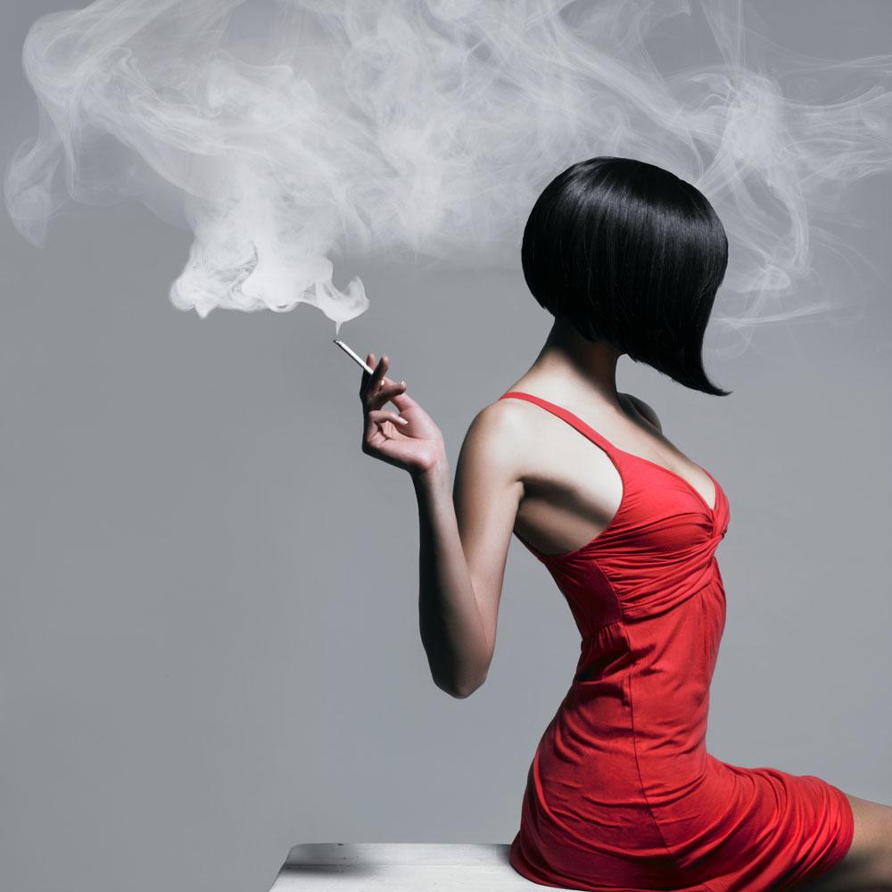 预防肺癌远离这些烟