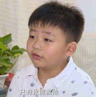 8岁男童暴饮暴食为救父