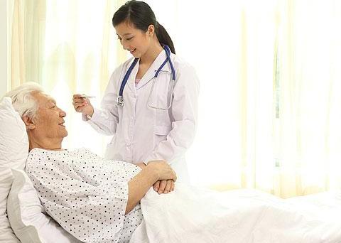 巨块型肝癌的术后护理