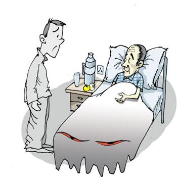 淋巴瘤病人护理须知